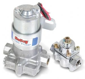 Holley Blue Fuel Pump with Regulator 530-12-802 - from Speedflow